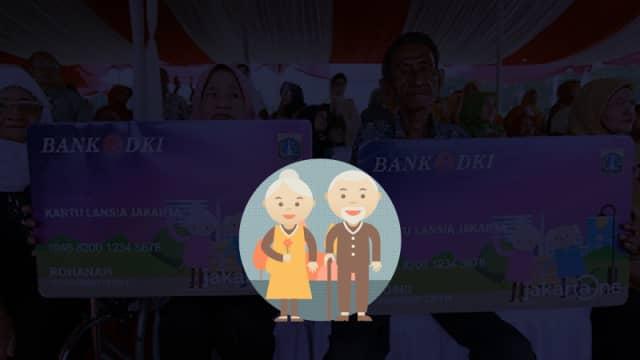 Bantuan untuk Warga Usia Lanjut melalui Kartu Lansia Jakarta