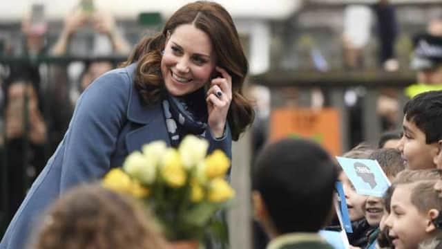 Kate Middleton Melahirkan Anak Ketiga