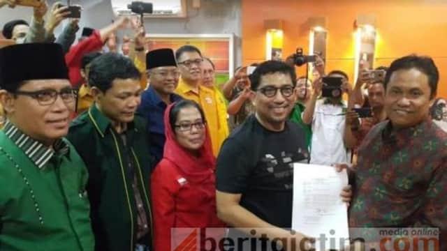 Khofifah-Emil dan Dahlan Mundur dari Tim Kampanye Jokowi Jatim