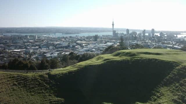 Auckland, Kota yang Dikelilingi 50 Gunung Berapi