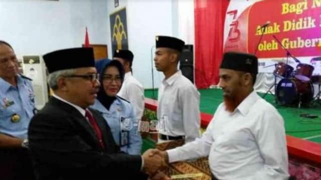 Umar Patek, Napi Teroris Bom Bali, Dapat Remisi HUT RI