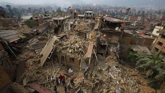 9 Bencana Alam Paling Mengerikan yang Wajib Kamu Ketahui