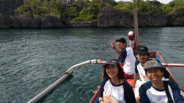 Menjadi Nelayan Sehari di Pulau Seira, Saumlaki