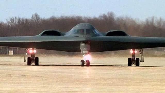 Pesawat Pembom Nuklir Amerika Telah Mendarat di Pangkalan Rahasia