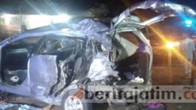Mobil Pemudik Kecelakaan di Pantura, 1 Meninggal, 2 Luka