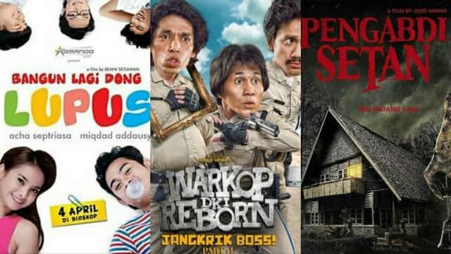 7 Film Indonesia yang Dibuat Ulang Jadi Lebih Fresh