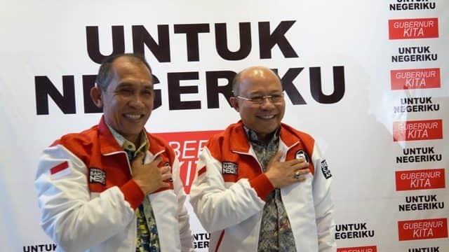 """Pilgub Maluku, Golkar Buru Targetkan Pasangan """"SANTUN"""" Menang 70%"""