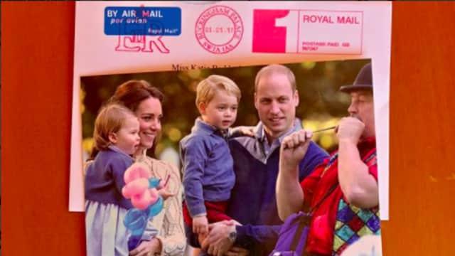 Kirim kartu Natal ke Pangeran Henry? Bisa!