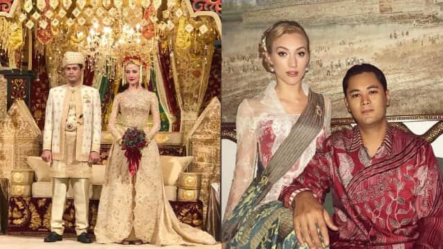 Serba-serbi Unik Pernikahan Panji Trihatmodjo