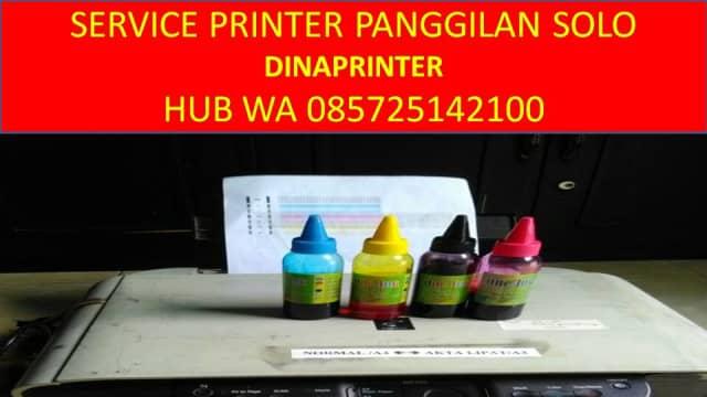 WA 085725142100, DINAPRINTER, Service Printer Panggilan di Solo