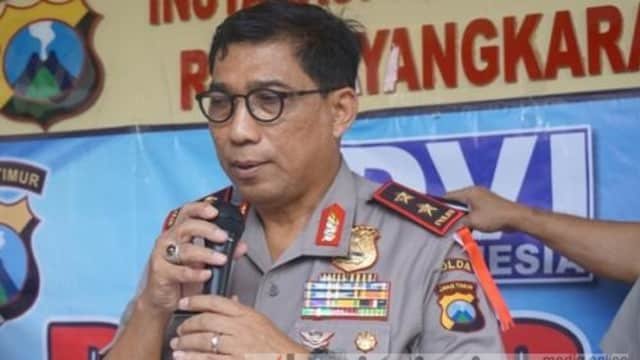Kapolda Jatim: Surabaya Sudah Aman, Masyarakat Tak Perlu Resah