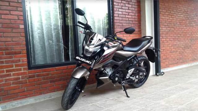 Harga Perkiraan Suzuki GSX150 Bandit Sebelum Meluncur