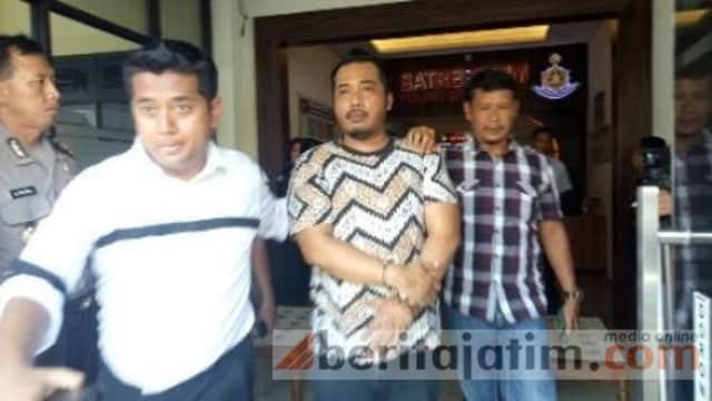 Terduga Penistaan Agama Ditangkap di Trawas