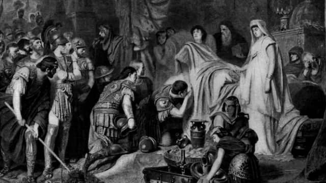 Akhir Kekuasaan Alexander The Great