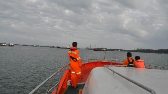 4 ABK KM Arung Samudera Ditemukan Selamat