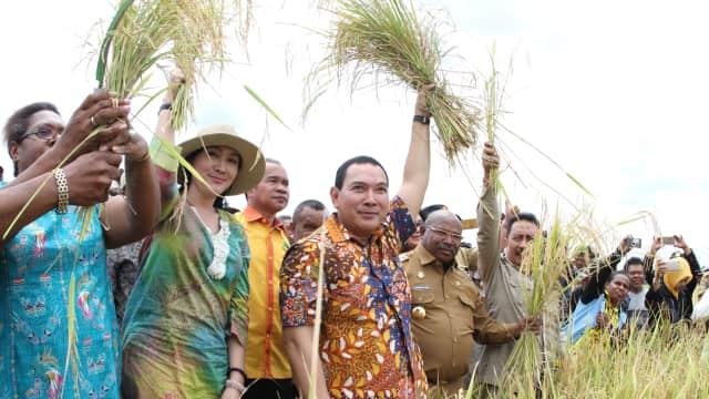 Tommy Soeharto Cari Lahan 5 Hektare di Merauke untuk Bisnis Peternakan