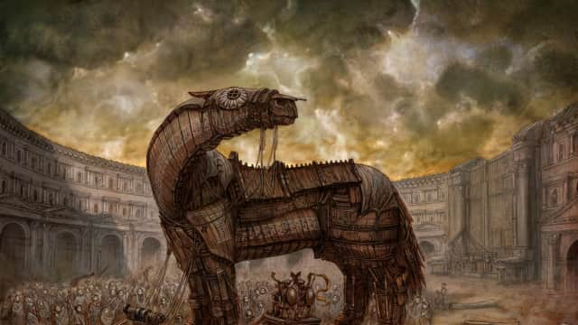 Sejarah, Cinta, dan Pembantaian dalam Perang Troya