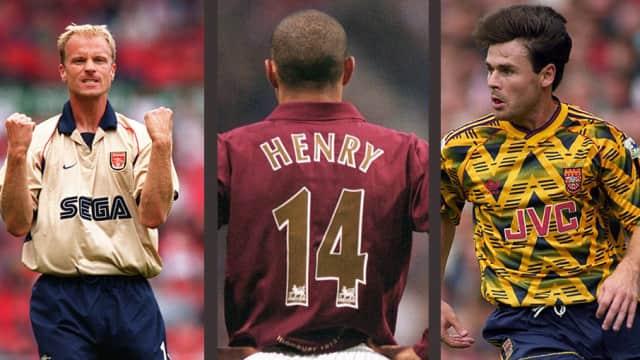 5 Seragam Terbaik yang Pernah Dirilis Arsenal