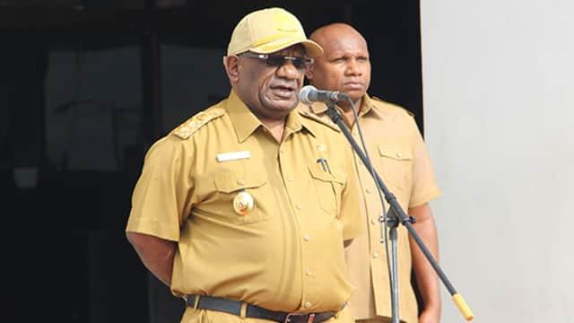 """Ketua DPD I Golkar Papua : """"Jabatan di Freeport Bikin Diri Seperti Bule"""""""