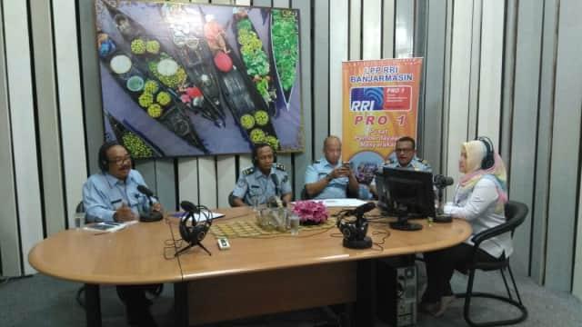 Keimigrasian Kalsel Sosialisasi Aplikasi Pengawasan Orang Asing ke Perusahaan