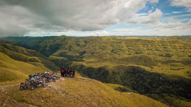 Jalur Surgawi Pulau Sumba yang Patut Kalian Coba