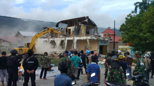 LKBPT Galang Donasi Bagi Korban Gusuran Tanjung