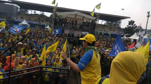 Pesta Rakyat Nuruli Festival Gemparkan Kota Bandung