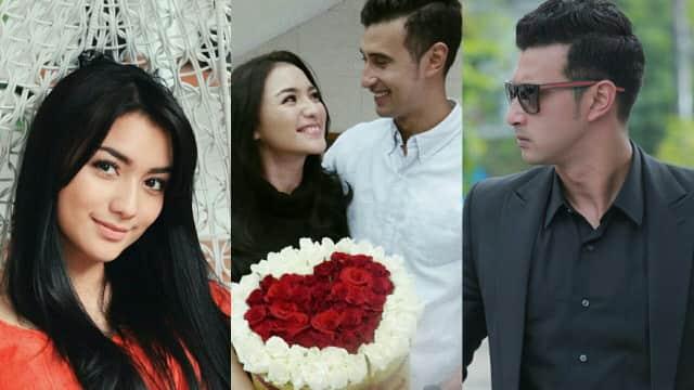 5 Potret Perjalanan Cinta Ali Syakieb dan Citra Kirana