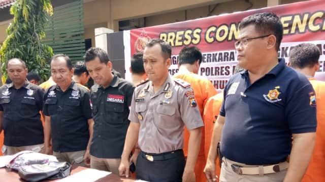 6 Bulan, Polres Batang Berhasil Ungkap Kasus 83 Kasus Kejahatan