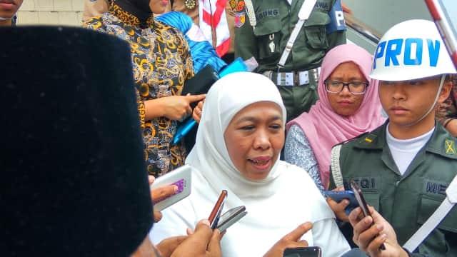 Khofifah Minta Kepala Daerah Konsultasi Perencanaan Anggaran ke KPK