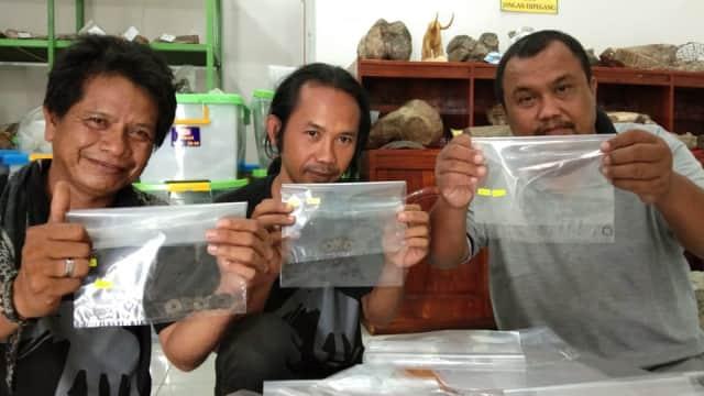Uang Kuno Ditemukan di Bumiayu
