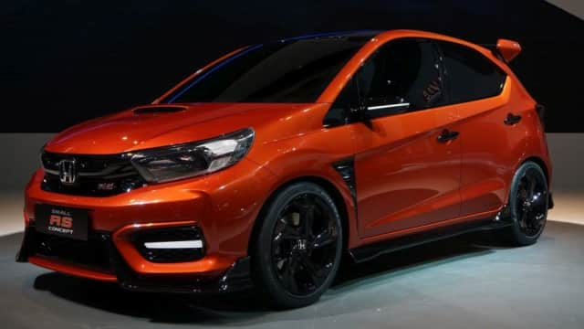 Honda Buka Selubung Brio RS Baru di GIIAS 2018?