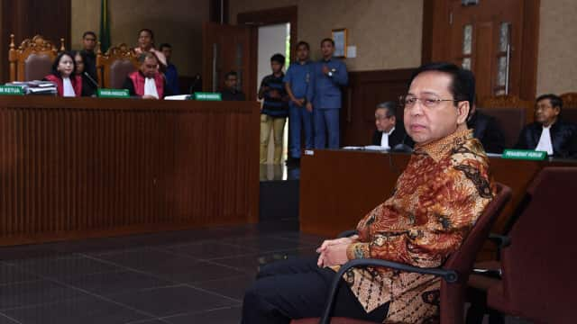 Pengacara Setya Novanto: Kalau KPK Tak Banding, Kami Pun Tidak