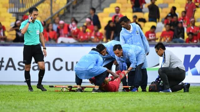 Supriadi Berlatih Terpisah Jelang Timnas U-16 vs Vietnam