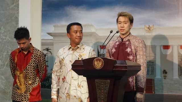 Ketika Marcus Gideon Malu-malu Undang Jokowi ke Pernikahannya