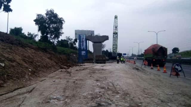 Tol Layang Jakarta-Cikampek Gunakan Teknologi Karya Indonesia