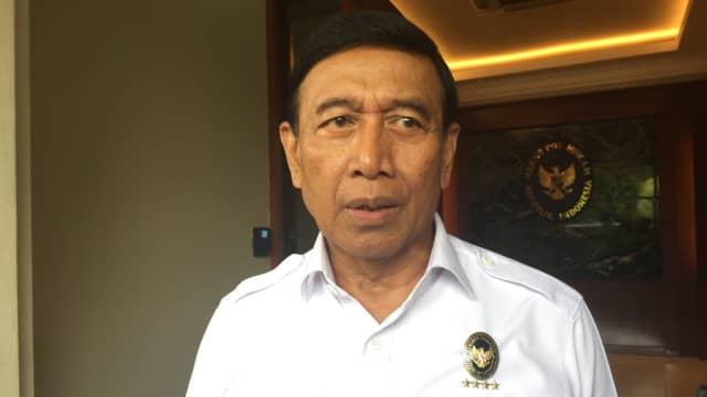 Wiranto Minta Konflik Internal Hanura Diselesaikan dengan Musyawarah