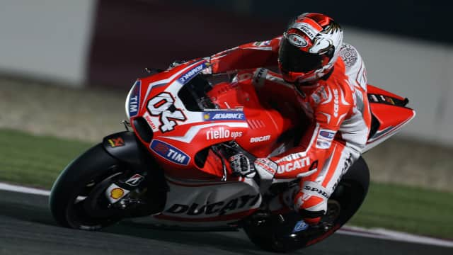 FP2 MotoGP Prancis: Dovizioso Tercepat, Marquez dan Rossi Menguntitnya