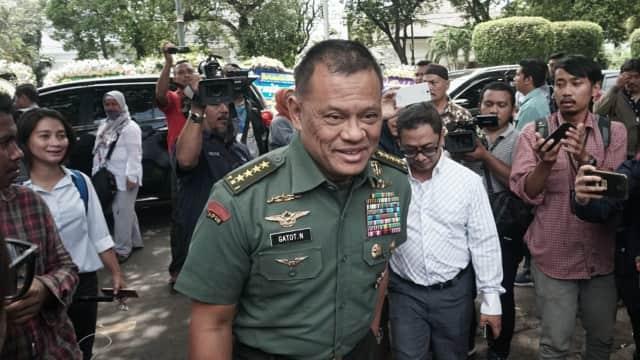 Jenderal Gatot Nurmantyo Resmi Pensiun