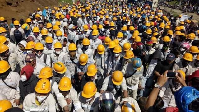 Soal TKA Asal China, PT IMIP Sebut Kesulitan Rekrut Pekerja Lokal