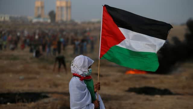 Israel Kembali Tembaki Warga Palestina di Gaza, 130 Orang Terluka