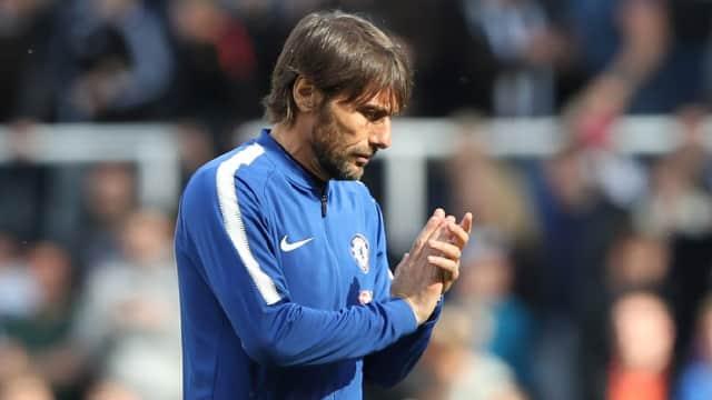 Terkait Nasib Conte, Giroud Pasrah