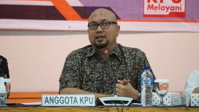 KPU: NasDem Tarik Dua Mantan Koruptor yang Nyaleg
