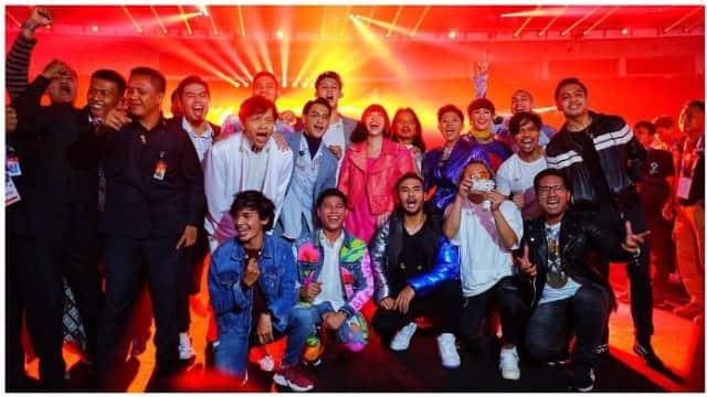 Netizen Korea Komentari Musikus Indonesia di Closing Asian Games 2018