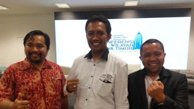 Dok! Arief Rahman Terpilih Jadi Ketua AMSI Jatim