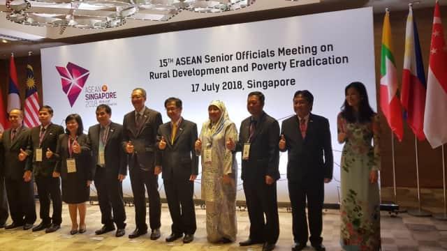 Kemendesa Jadi Wakil Indonesia di SOMRDPE ke-15 di Singapura