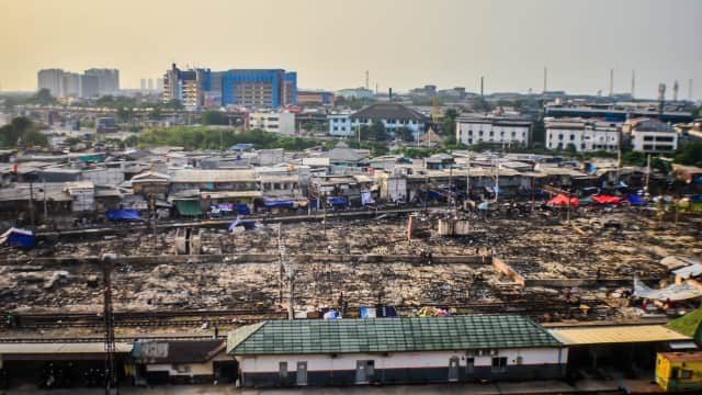 Di Kampung Kami MRT Akan Berdiri