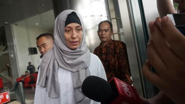 Periksa Adik Inneke, KPK Usut Mobil Untuk Kalapas Sukamiskin