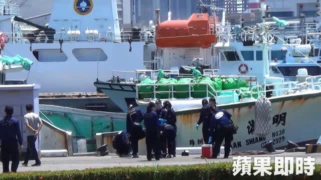 TKI Yang Membunuh Rekannya Di Kapal Nelayan Taiwan Kini Ditahan Otoritas Distrik Pingtung
