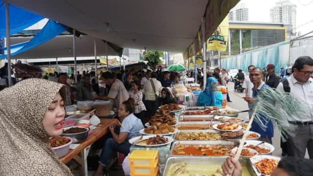 Pebisnis Kuliner Bersiap Sambut Lonjakan Omzet di Pertengahan Ramadhan